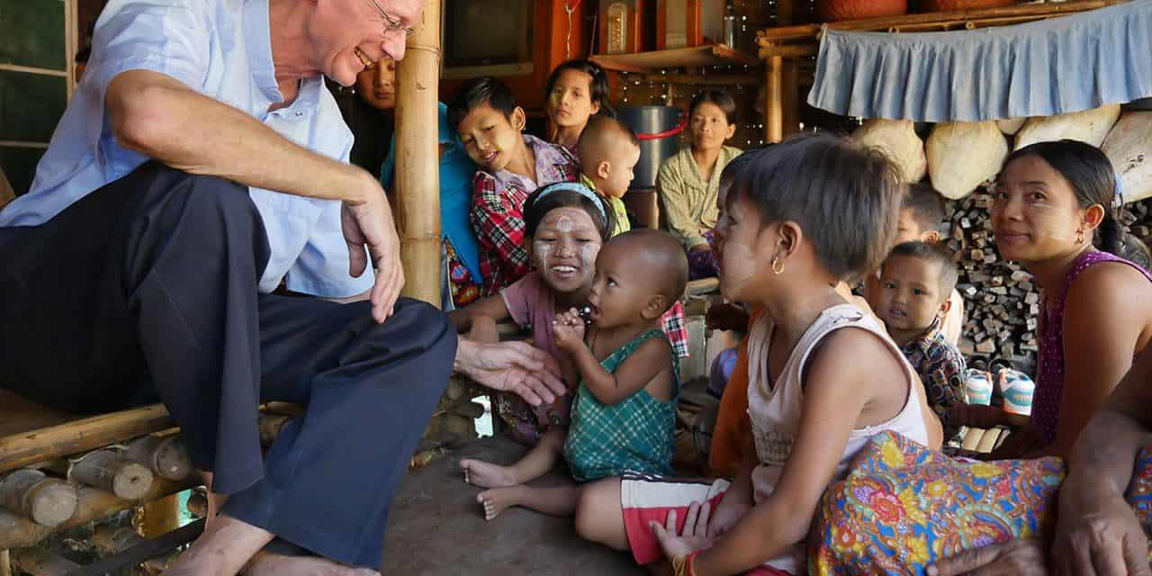 Trabajando para el futuro de Myanmar