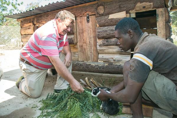 Un corazón compasivo en Tanzania