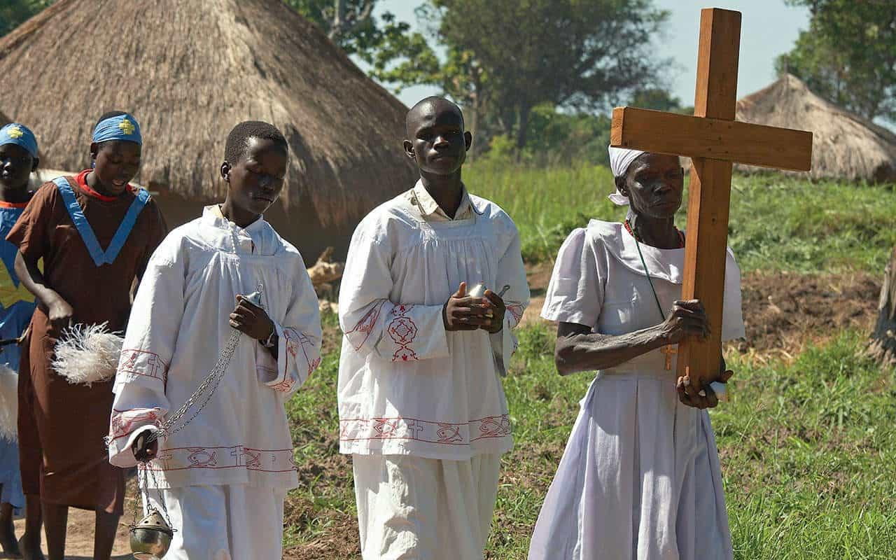 Relatos de Sudán del Sur, Myanmar, Haití y El Salvador