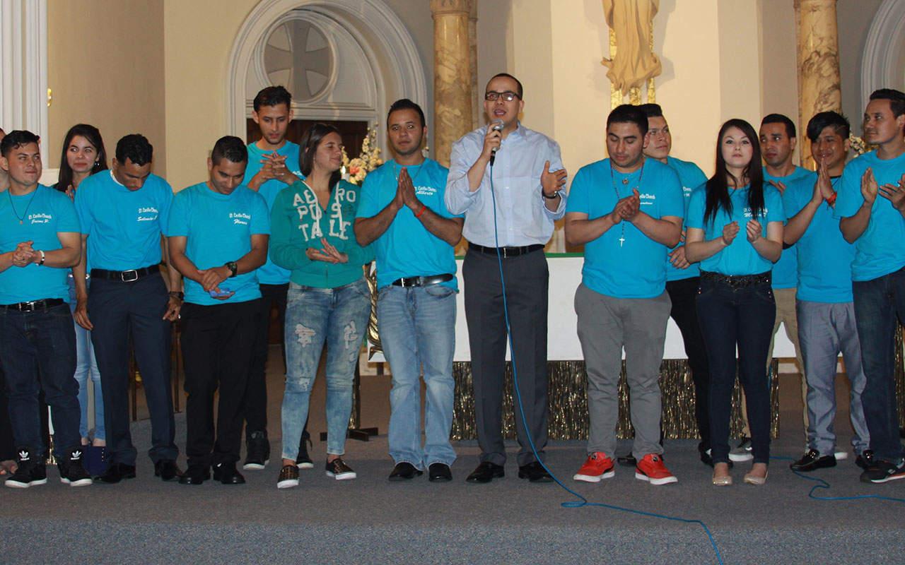 Sembrando el amor de Jesús en los jóvenes