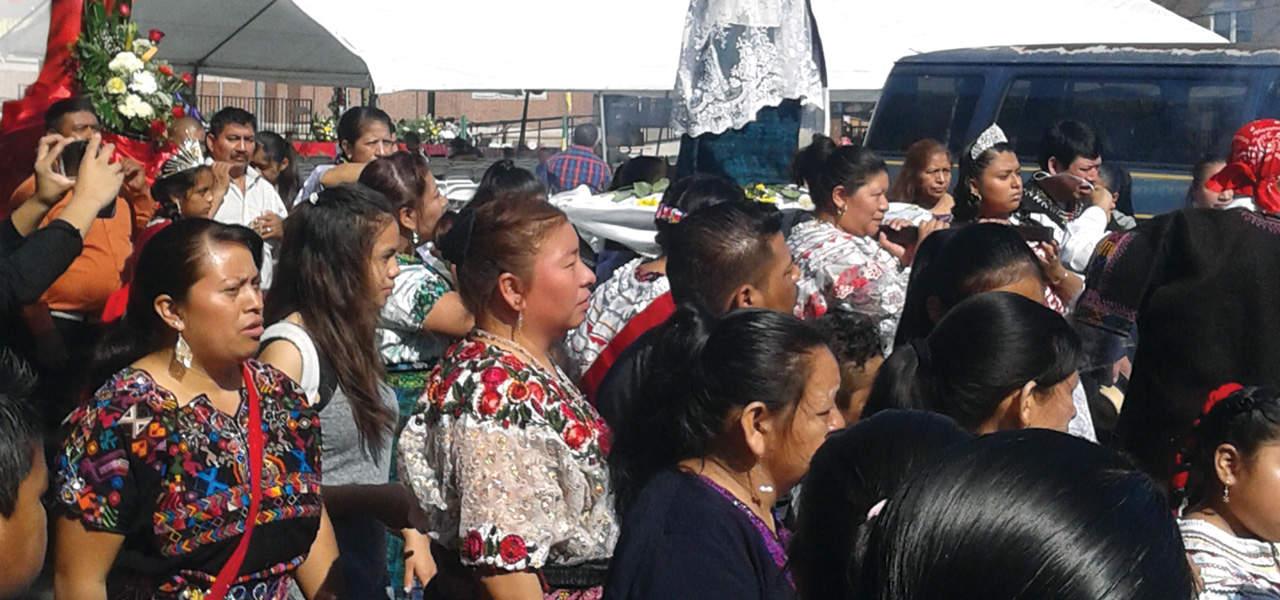Catolicismo Q'anjob'al en Los Ángeles