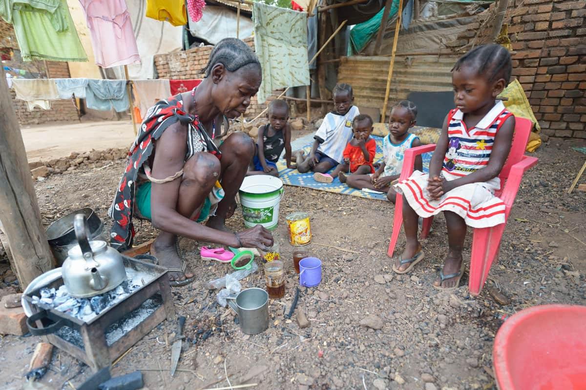 Ayuda para África