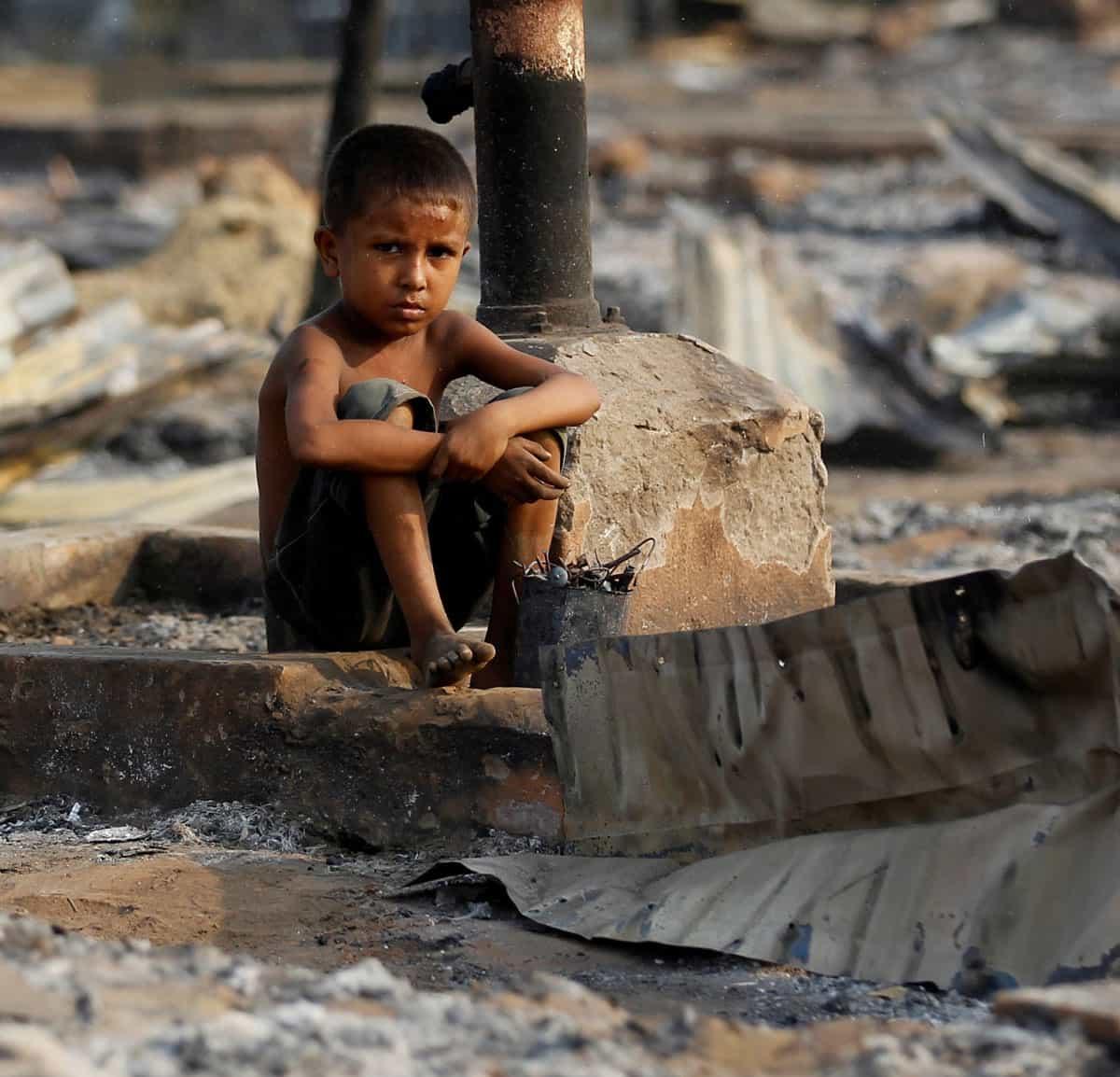 MYANMAR: Piden fin a ofensivas militares