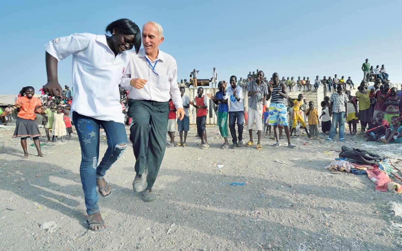 Relatos Misioneros de Estados Unidos, China, Brasil y Sudán del Sur