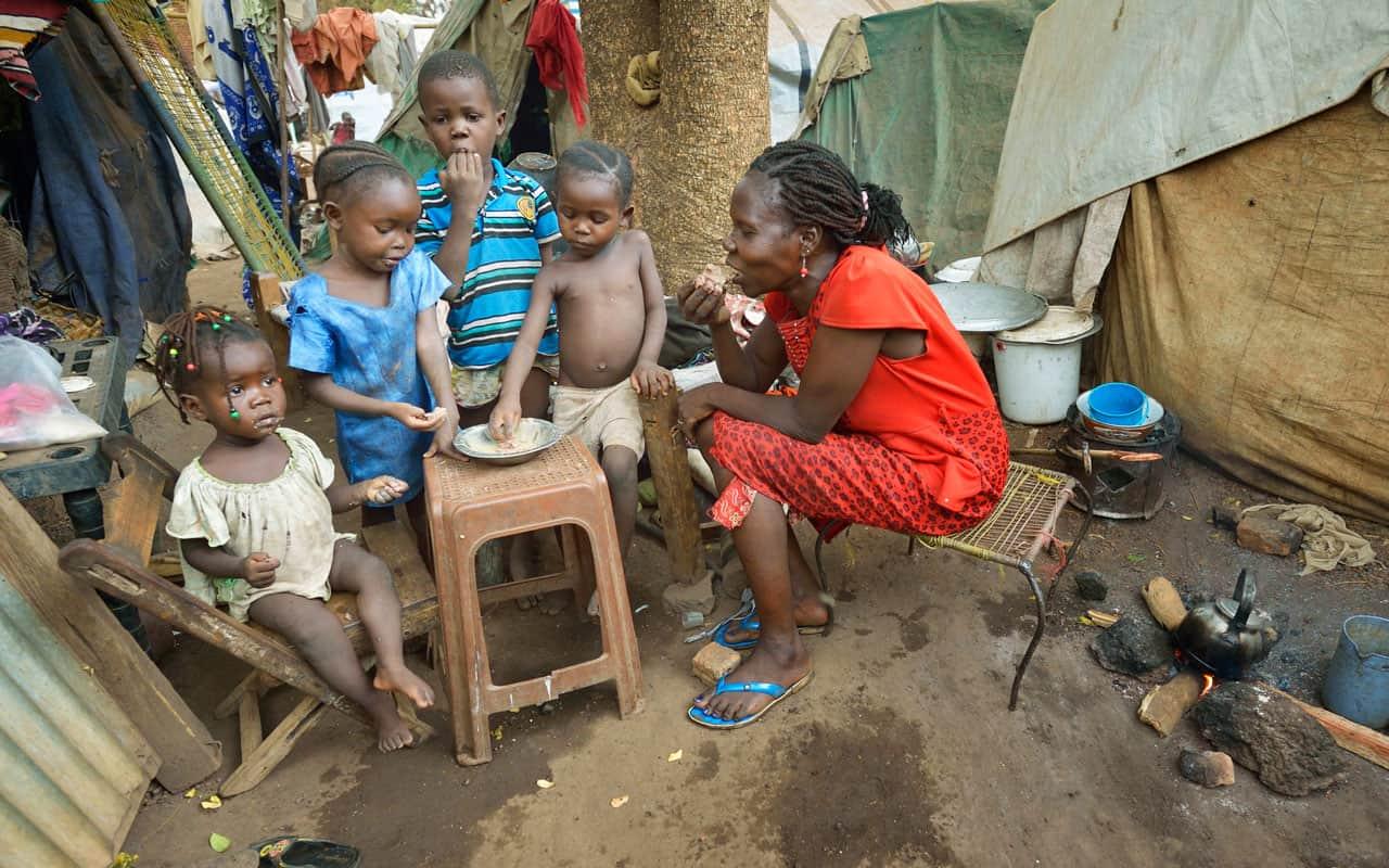 Sudán del Sur: Gritos Pidiendo Paz