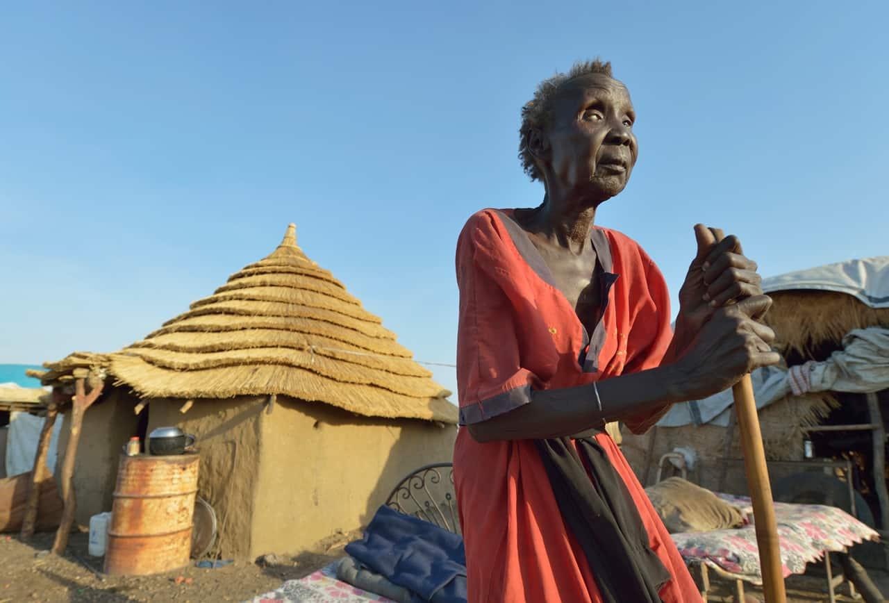 Ayudando a Ver en Sudán del Sur