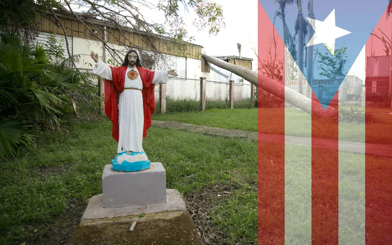 Puerto Rico Sigue Necesitando Ayuda