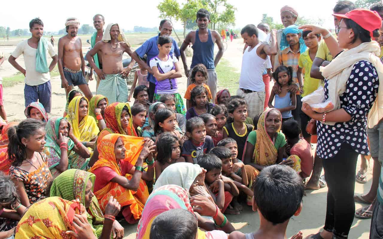 Misionero Responde a Devastadora Inundación en Nepal