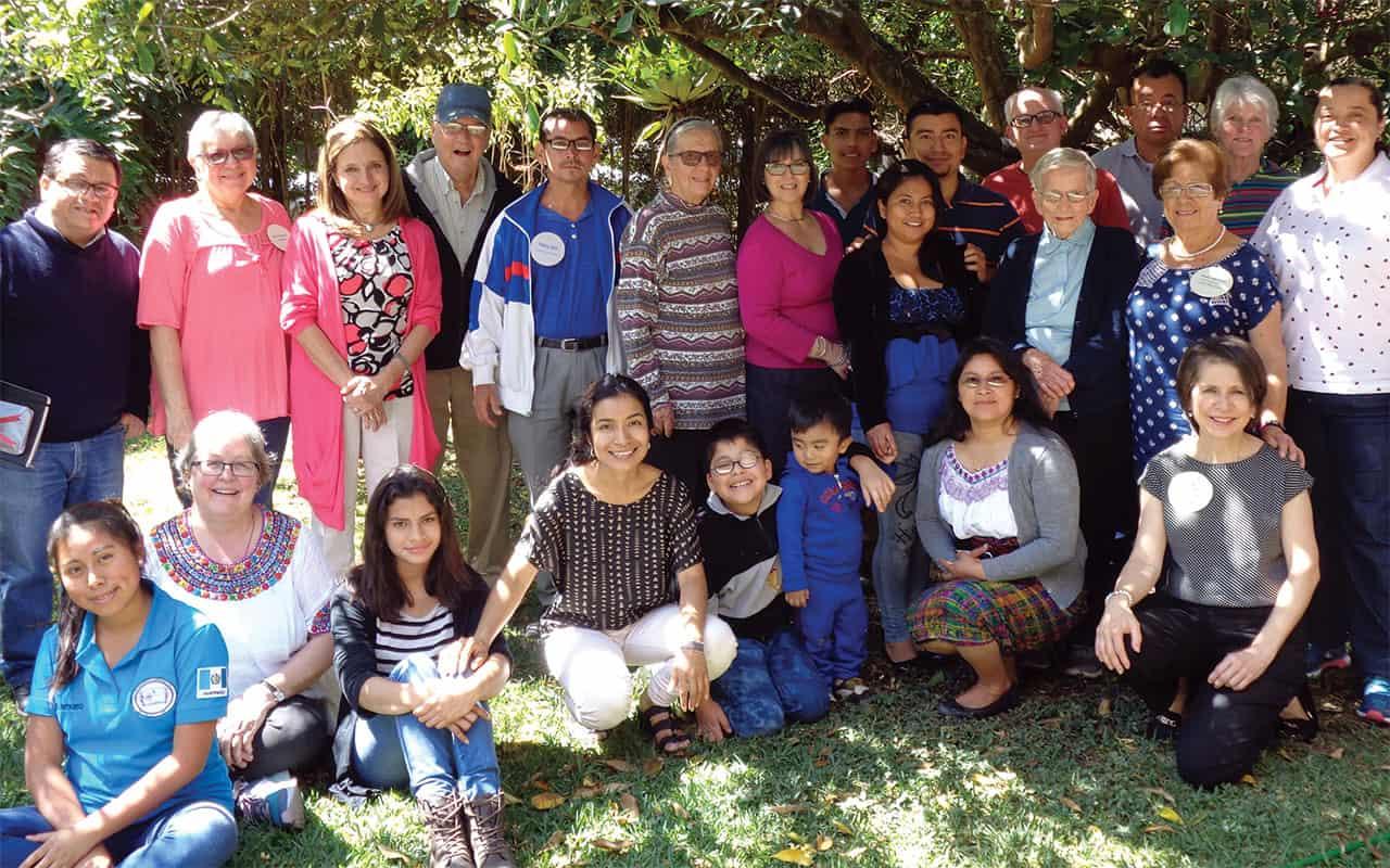 Movimiento de Afiliados Maryknoll Celebra 25 años de fundación