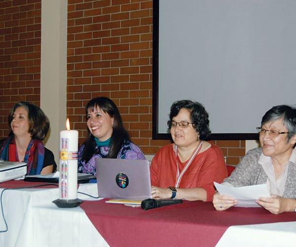 Afiliados Maryknoll de Guatemala ofrecieron ser los anfitriones de la conferencia por el 25 Aniversario