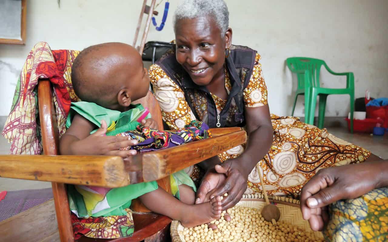 Mamá Mshauri, una compañera misionera en Tanzanía