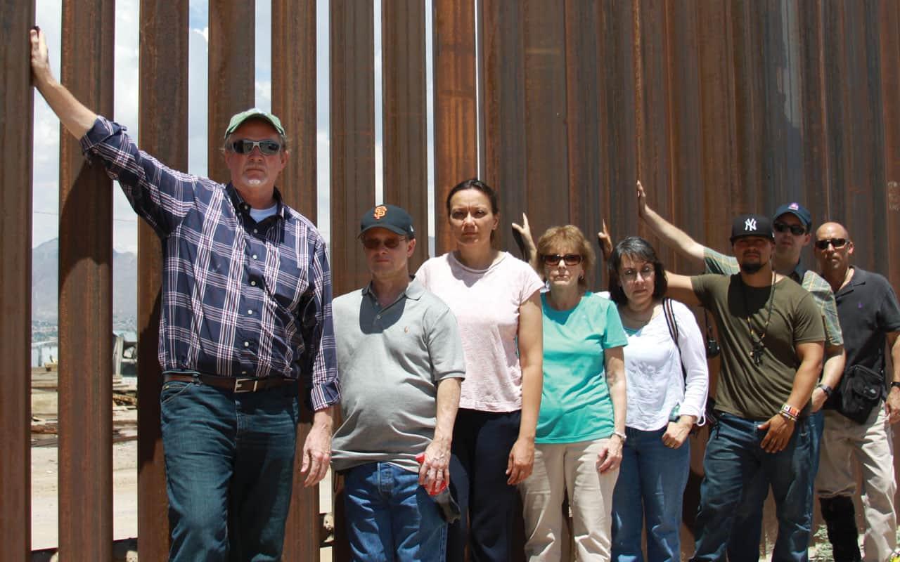 Regalando vida en la frontera de Ciudad Juárez, México y El Paso, Texas