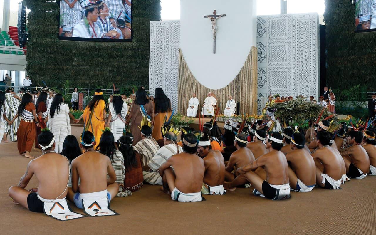 Perú: Papa Francisco Defiende Derechos de Pueblos Amazónicos
