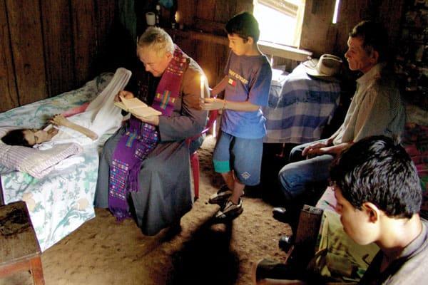 Relatos Misioneros, Nicaragua