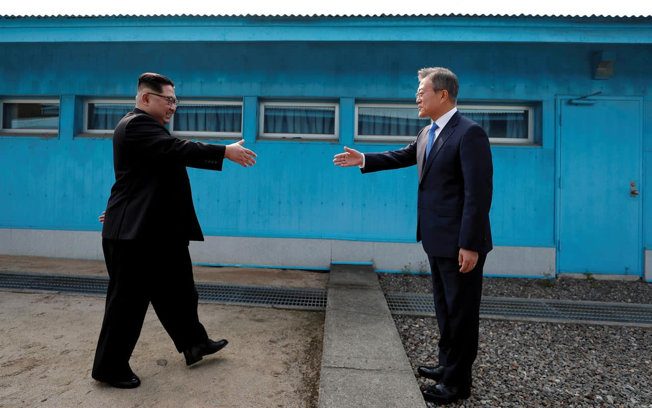 Península Coreana: Diálogo por la paz en Corea