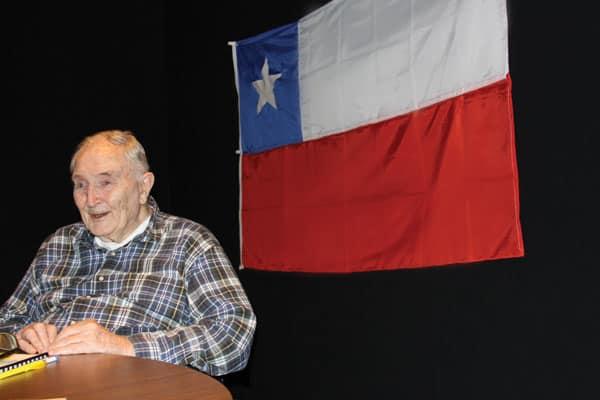 El Padre Hegarty, un Misionero que sirvió en Chile, habla de su vocación y su misión.