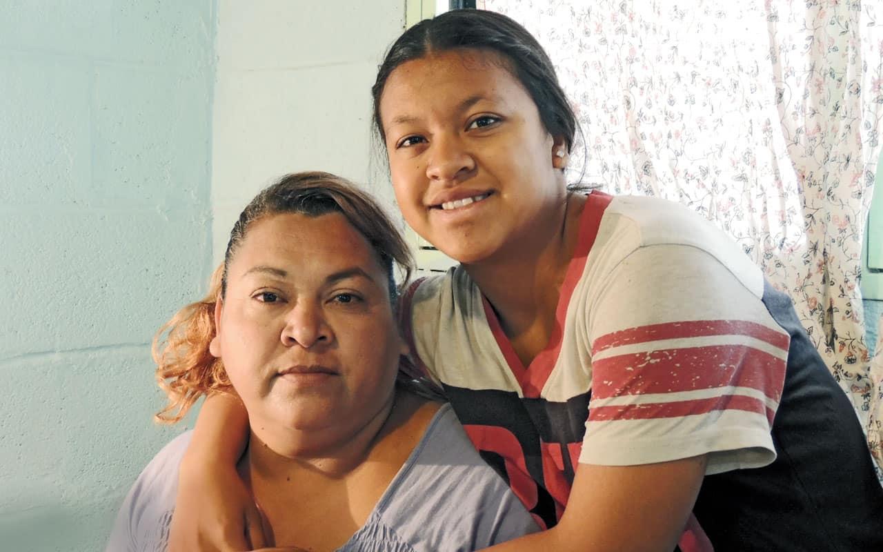 Mujeres de Ciudad Juárez luchan por una nueva vida