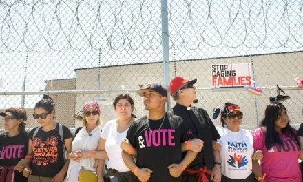 Estados Unidos: Solidaridad con familias migrantes