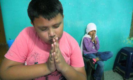 Caminando por la Paz en Guatemala