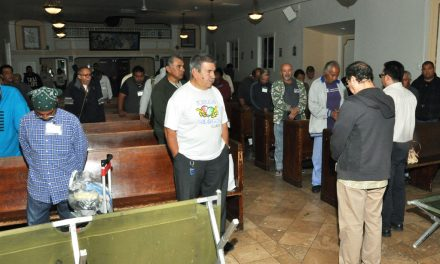 L.A.: DESAMPARADOS DUERMEN CERCA A DIOS