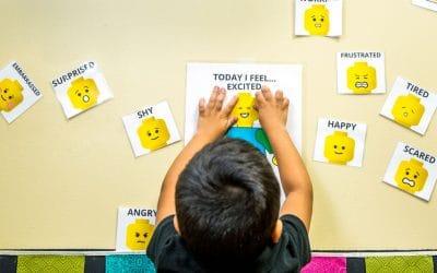 Aliviando estrés en niños de Immokalee