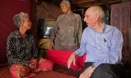Colaboración Maryknoll en Camboya