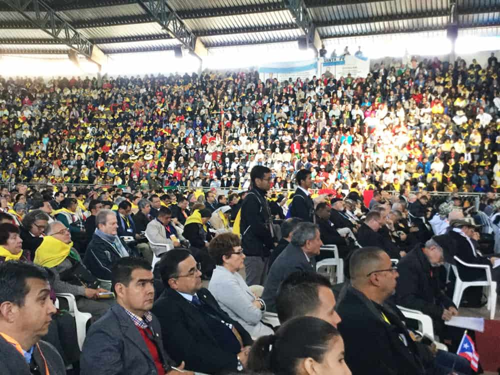 Más de 3.000 personas del continente Americano asistieron al Congreso Americano Misionero