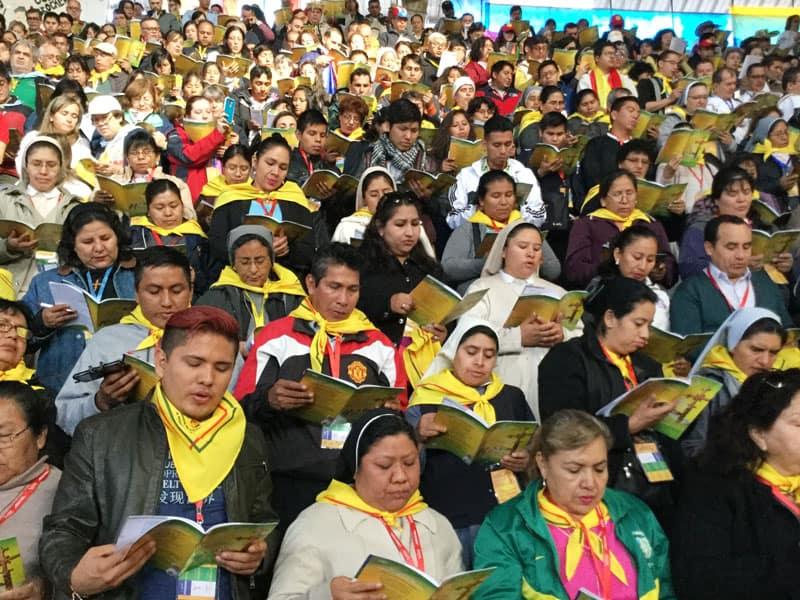 Congreso Americano Misionero: Más de 3.000 personas del continente Americano asistieron