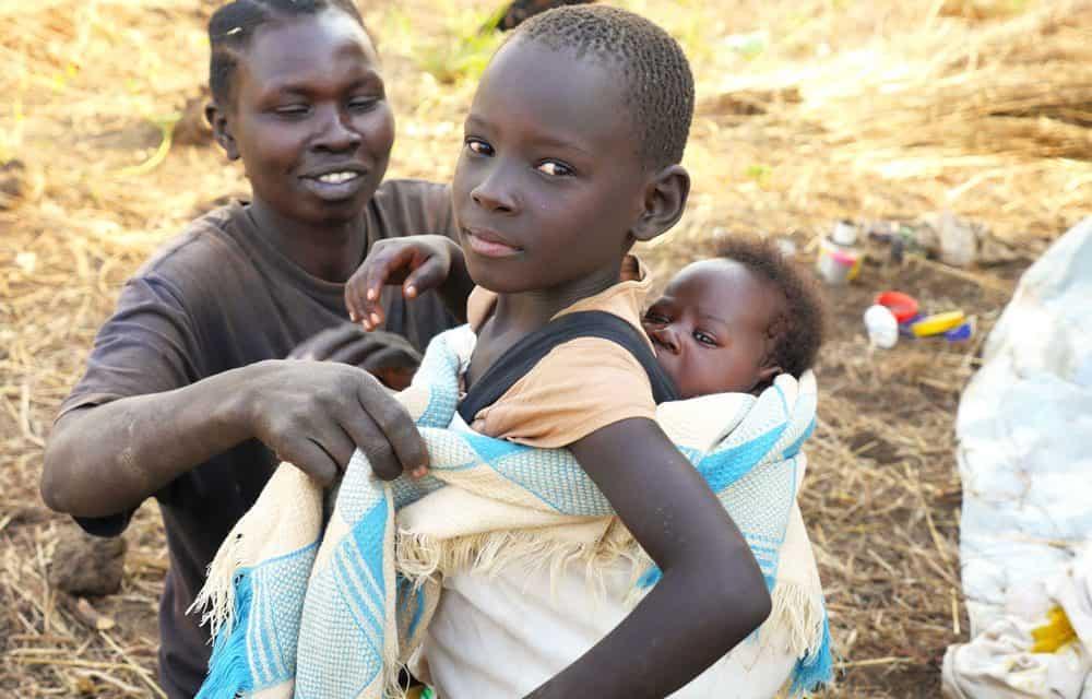 EN UGANDA: JESÚS TAMBIÉN FUE UN REFUGIADO