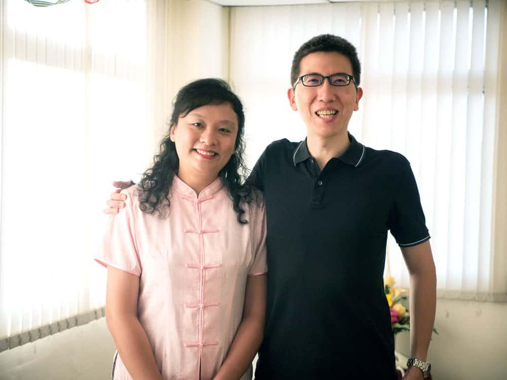 Nuevos católicos se conocieron en Friendship House en Taipei