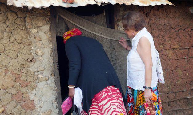 En Kenya: Dar a luz a Jesús en Mombasa