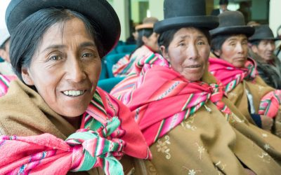 En Perú: EMPODERANDO A COMUNIDADES INDÍGENAS