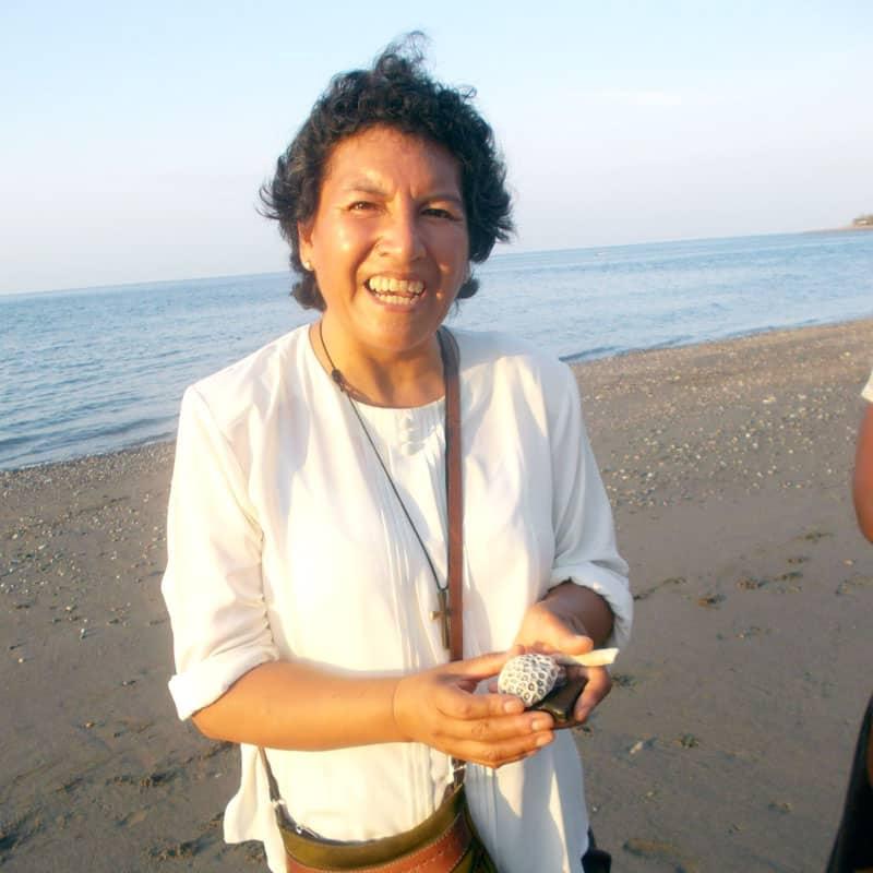 Diversidad, Hermana Maryknoll Rosalva Sandi sirve en Timor Oriental. (Cortesía de Hermanas Maryknoll)