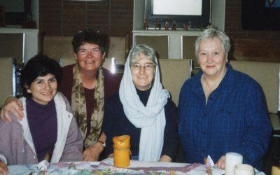 EN MEMORIA: MARY D'ARCY, PRESENTE!