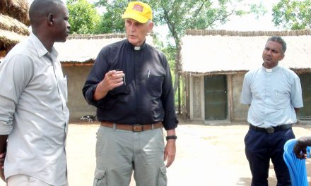 MÁS QUE UN CONDUCTOR, UN COMPAÑERO MISIONERO EN UGANDA