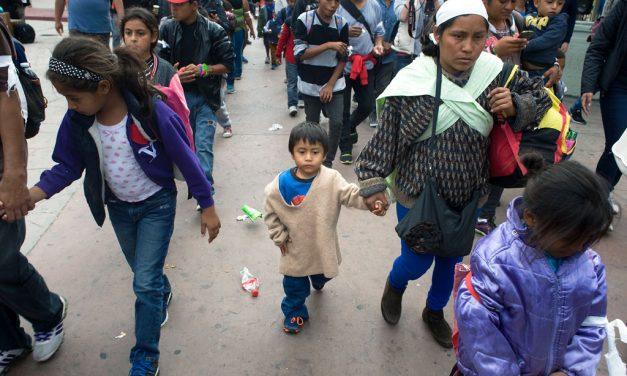 La Travesía de Inmigrantes y sus Hijos
