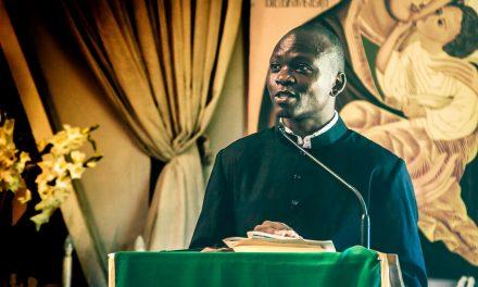 Seminarista de Maryknoll John Siyumbu: Nataka kuwa Padri