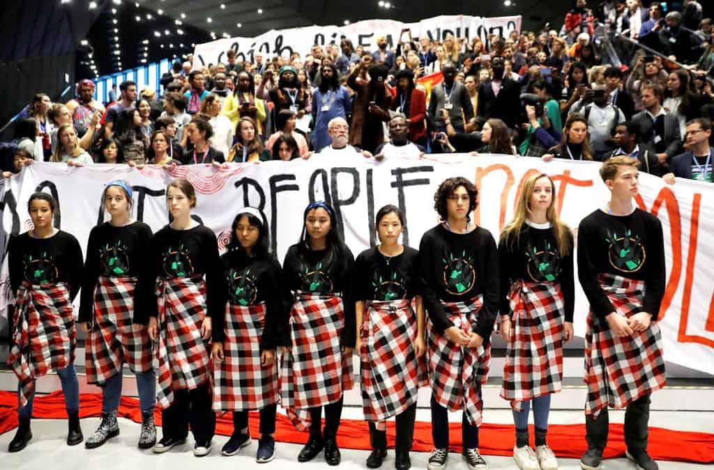 Cumbre Climática (COP24) en Polonia se queda corta
