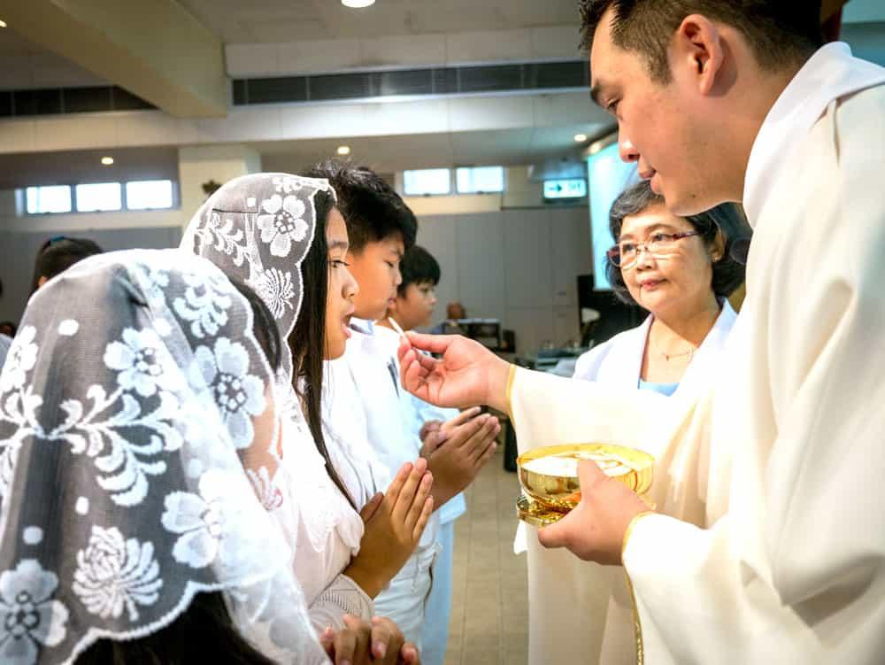 Padre Maryknoll Daniel Kim
