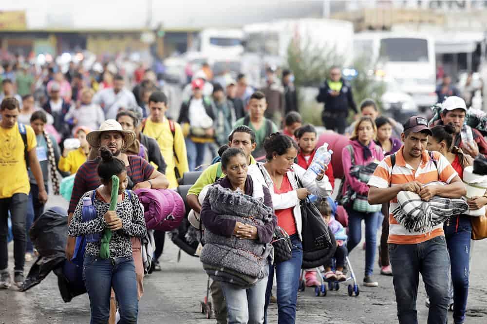 ex inmigrante indocumentado-Miles de familias de Centroamérica huyen de la violencia y pobreza de sus países para buscar refugio en Estados Unidos.