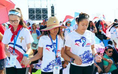 Papa Francisco en Panamá: Los Jóvenes Son el Ahora De Dios