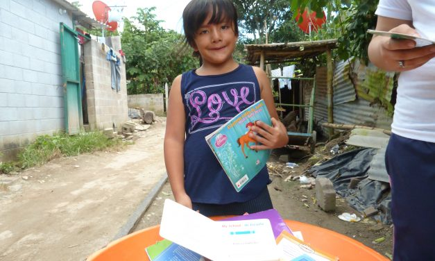 Misionero Laico Aprende Lenguaje de Señas en El Salvador