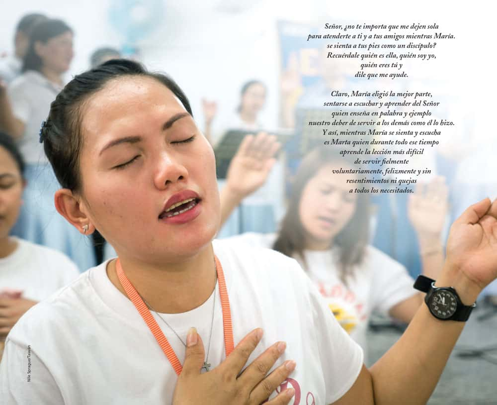 Misioneros Meditación fotographica julio Agosto 2019