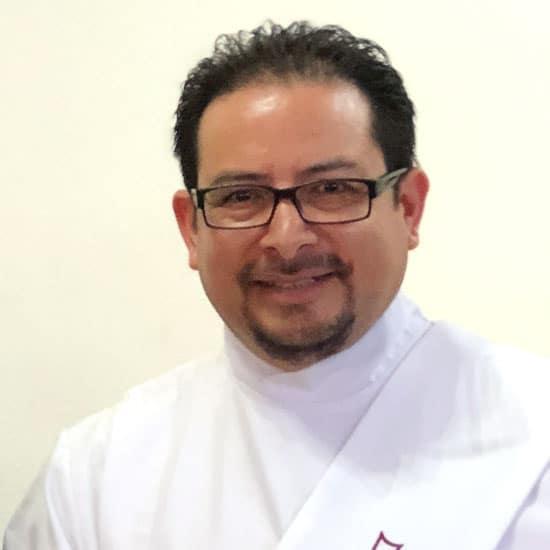 Diácono Leonel Yoque
