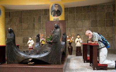 Diáconos de Estados Unidos Viven Momentos Sagrados en El Salvador