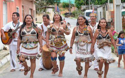 Rostros Amazónicos de la Iglesia