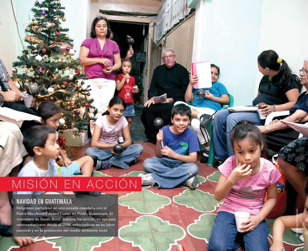 Misioneros noviembre diciembre 2019 misión en acción