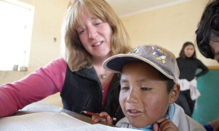 Reflexiones de Misioneros Laicos Maryknoll: Navidades en Bolivia