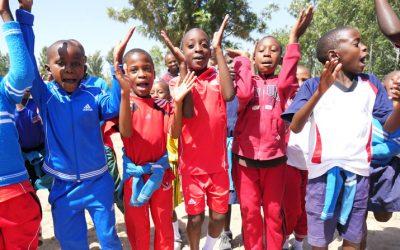 Pequeñas Misericordias en Tanzania
