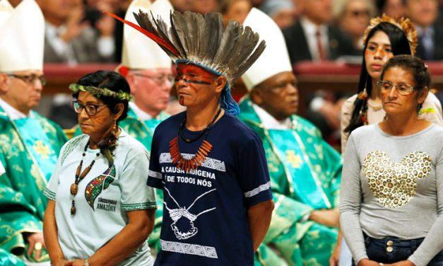 La Iglesia convoca el Sínodo Amazónico